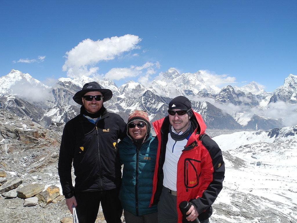 Renjo La Pass (5350m)