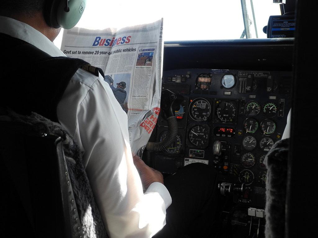 Relaxed pilot
