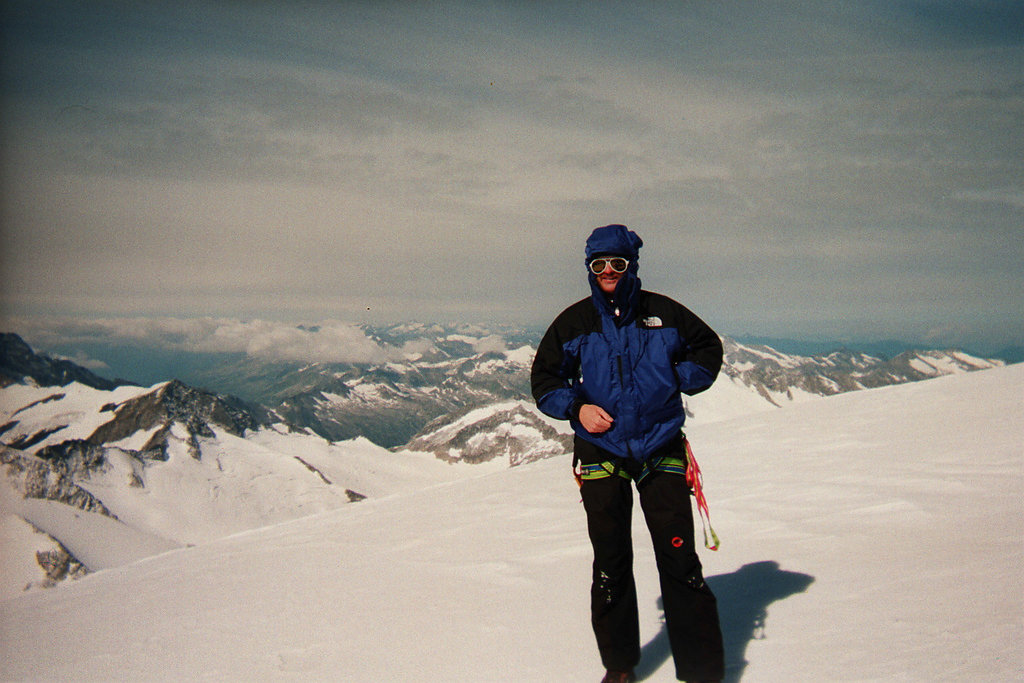 Großvenediger (3662m), Südroute, 1999