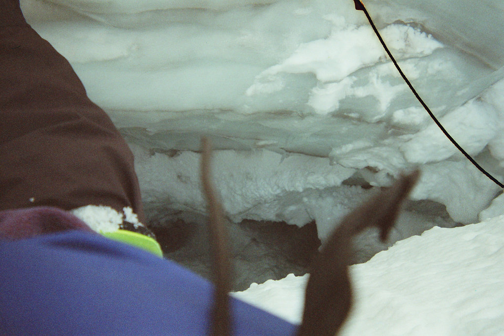 Gletscherkurs 2001